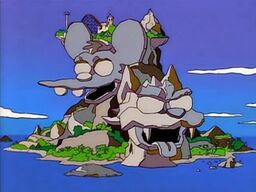 Das Itchy and Scratchy Land